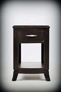 """""""Downtown"""" Chairside Table by Jofran"""
