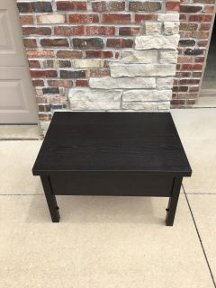Coffee table or t.v. Stand