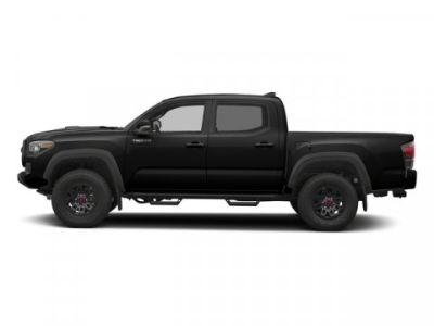 2018 Toyota Tacoma TRD Pro (Midnight Black Metallic)