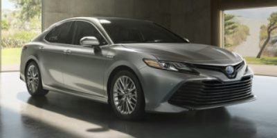 2019 Toyota Camry Hybrid LE FWD (Gray)
