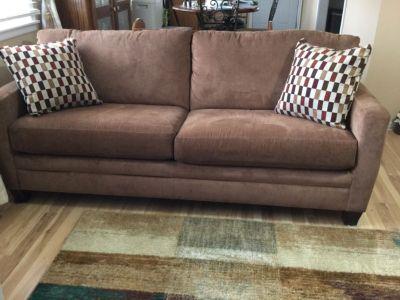 Flex steel queen size sofa bed