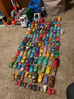 LOOKING FOR CARS MOVIE CARS
