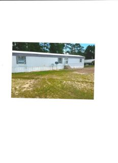 FOR RENT - LG. MOBILE HOME WITH CANOPY