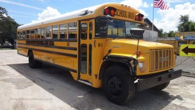1995 GMC Bluebird #2277 BUS (Yellow)