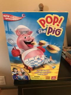 New never opened Pop the Pig game.