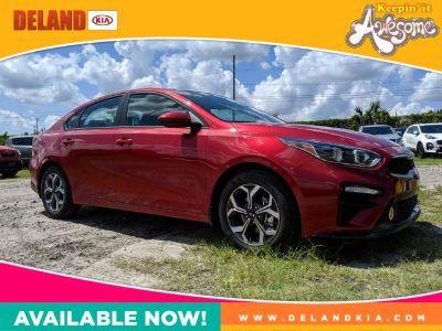2019 Kia Forte (Currant Red)