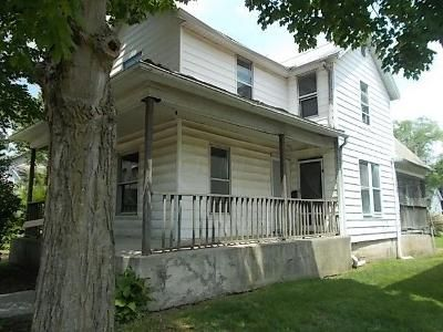 2 Bed 1 Bath Foreclosure Property in Newark, OH 43055 - Gay St