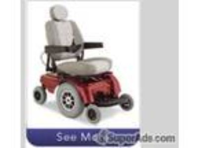 Quantum 6000 hd power chair