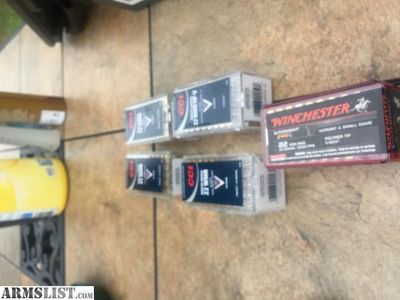 For Sale: 22 mag ammo