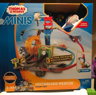 THOMAS AND FRIENDS MOTORIZED RESUCE