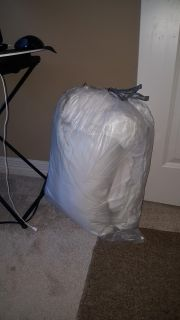 KING SIZE MATTRESS COVER NEVER USED $15
