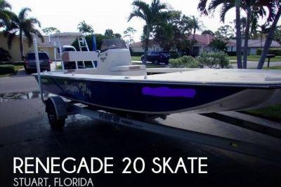2015 Renegade 20 Skate