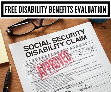 Free Disability Benefits Evaluation