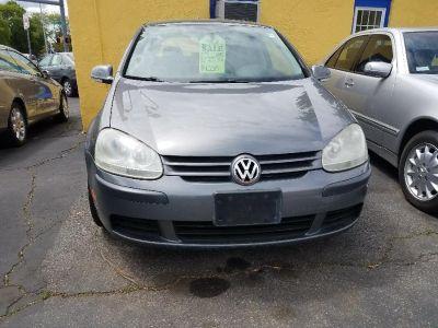 2007 Volkswagen Rabbit PZEV (United Gray)