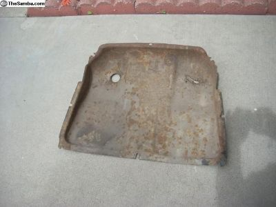 VW Bus Splash Pan for 1972 to 1979 Bus