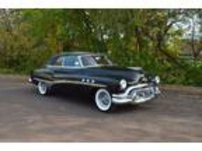 1951 Buick Super Eight Convertible
