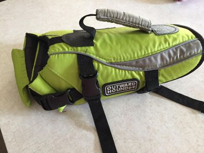 XS Life jacket for dogs
