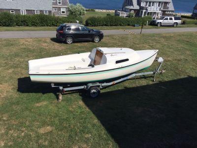 19 Foot ODay Mariner Sailboat