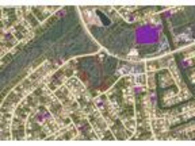 5.59 AC of vacant commercial lot