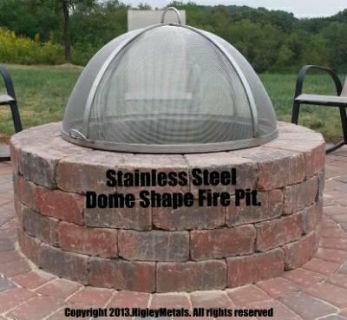 $249, Fire Pit Spark Screens-Fire Pits-Swing Away Grills Made USA