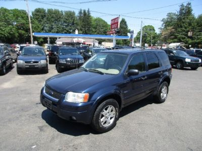 2004 Ford Escape 4dr Limited 4WD