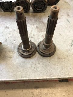90mm Type 1 Beetle/Ghia IRS Stub Axles
