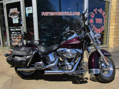 2005 Harley-Davidson FLSTC/FLSTCI Heritage Softail Classic Cruiser Motorcycles South Saint Paul, MN