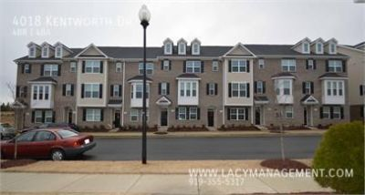 Townhouse Rental - 4018 Kentworth Dr