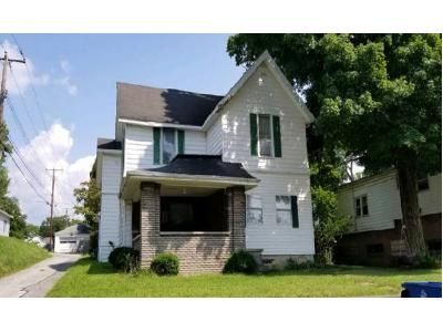 3 Bed 1 Bath Foreclosure Property in Marion, IN 46952 - N Branson St