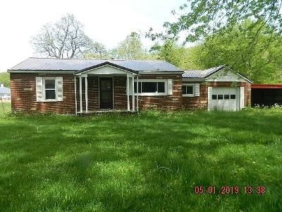 3 Bed 1 Bath Foreclosure Property in West Portsmouth, OH 45663 - State Route 125