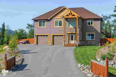 11268 Sitka Rose Circle Eagle River Four BR, Beautiful Custom