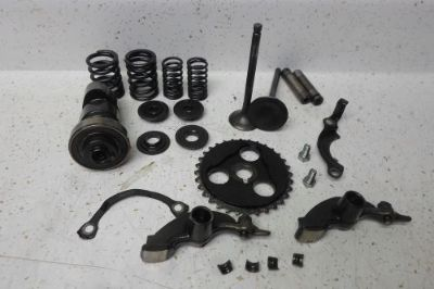 Find 1997 Yamaha Big Bear YFM 350 4X4 Warrior Camshaft Cam Valves Rocker Arms motorcycle in East Arlington, Vermont, United States, for US $94.95