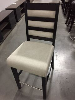 Dining Chair- Cream Counter Height