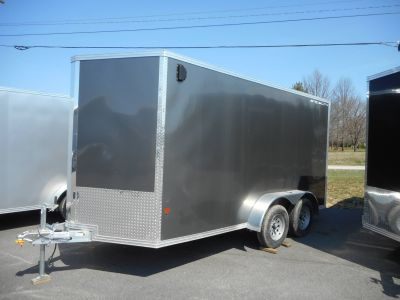 2019 Stealth Trailers 7 X 14 ALUMINUM Utility Trailers Belvidere, IL