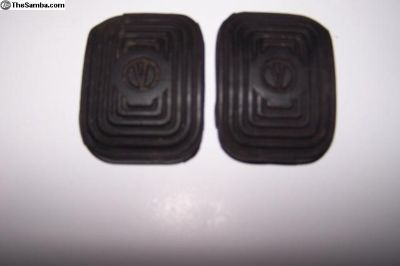 Clutch and Brake pedal cover set of (2)