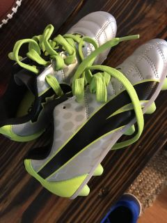 Soccer cleats.