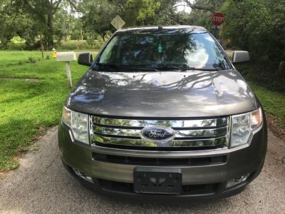 2009 Ford Edge Limited (Gray)