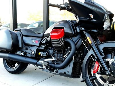 2017 Moto Guzzi MGX-21 Flying Fortress -