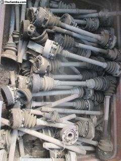 Vanagon CV axles. Cores and good used ones.