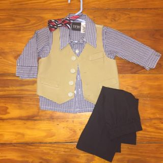 Baby/Toddler Boy Outfit, size 12 months $5