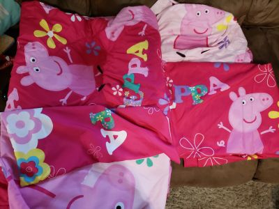 Peppa Pig Twin bed set