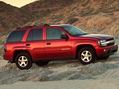 2006 Chevrolet Trailblazer LS (Summit White)