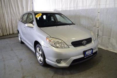 2006 Toyota Matrix Base (silver)