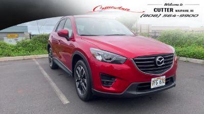 2016 Mazda CX-5 Grand Touring (Soul Red Metallic)