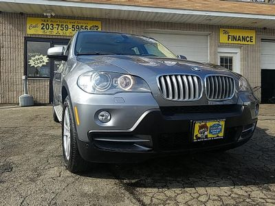 2010 BMW X5 xDrive48i (Space Gray Metallic)