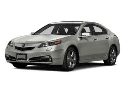 2014 Acura TL 3.5 (Gray)