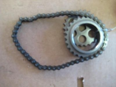 Find 1996 Honda CBR 600 F3 Oil Pump Chain and Sprocket motorcycle in Shelbyville, Kentucky, US, for US $19.99