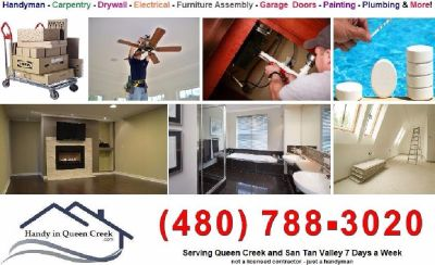 Handyman in Queen Creek
