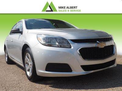 2015 Chevrolet Malibu LS Fleet (Silver Ice Metallic)