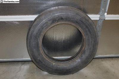 """16"""" Barndoor Bus Tire"""
